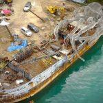 Virgin Gorda, dove il wreck diving incontra l'arte