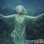 Sabato 22 il Cristo degli Abissisi prepara a tornare in superficie