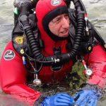 Lago di Garda: nuovo record italiano di immersione per Luca Pedrali, a quota 264,80 metri
