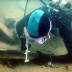 La nave è sepolta nei fondali di Punta Secca, nel ragusano