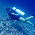 La missione di Oriana, da Napoli al Borneo per salvare le barriere coralline
