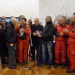 I vigili del fuoco ricordano il collega Alfonso Parisi