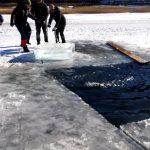 Il 27 e 28 gennaio a Lavarone l'immersione sotto i ghiacci