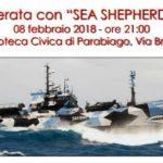 A Parabiago serata con Sea Shepherd