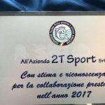 La Fsaps premia la 2T di Firenze per la qualità
