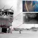 Concluse le operazioni di monitoraggio del relitto della nave da sbarco HMS LST-429 nel Canale di Sicilia