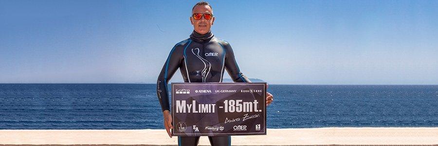 Andrea Zuccari: Record Man