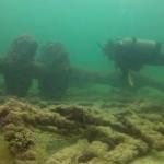Due relitti e un faro sommerso, nuove scoperte in Messico