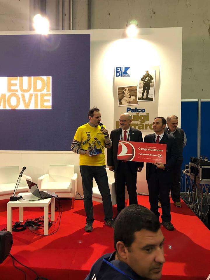 Shark Academy stravince a Eudi Movie, conquista due delle tre categorie