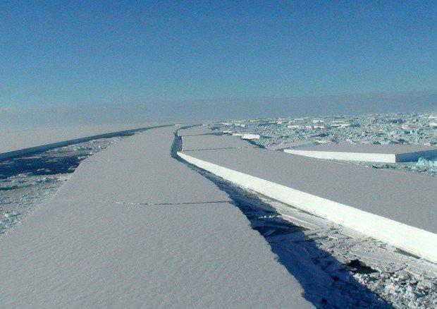 Antartide, il ghiaccio perduto