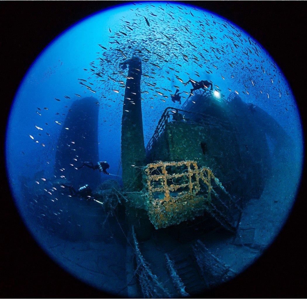 La nuova vita della petroliera Haven