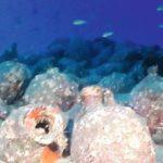 Nel mare di Trezza Anfore romane del II sec. a. C.