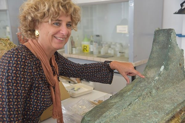Unesco, l'archeologa Barbara Davidde entra nel Consiglio per la protezione del Patrimonio Culturale Subacqueo