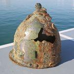 Rostri, elmi e spade: nuove scoperte nelle acque delle Egadi