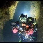 Nuovo record di immersione speleosubacquea, Xavier Meniscus a -286 metri