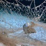 Un'altra «rete fantasma» nel lago d'Iseo